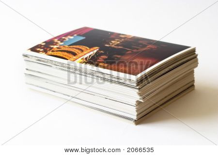 Stack Of Photos