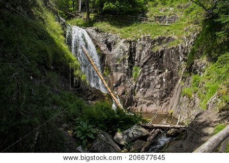 The Canyon has a lot of interest near Cologne on the way to Mogla. Approximately 46 waterfalls can be seen along the trail. The largest - waterfall is Orpheus - has a water fall of 68m.