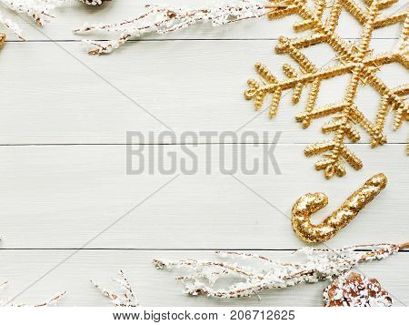 Christmas Ornsments Background