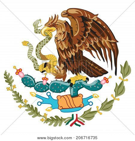 Coat Of Arms Mexico