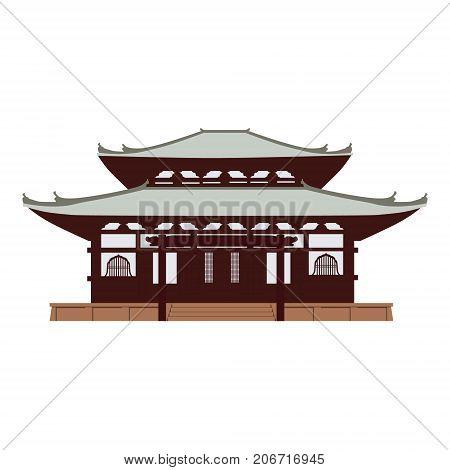 Japan Temple Vector