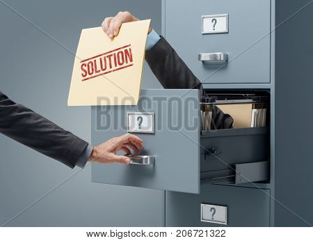 Business Solution And Problem Solving