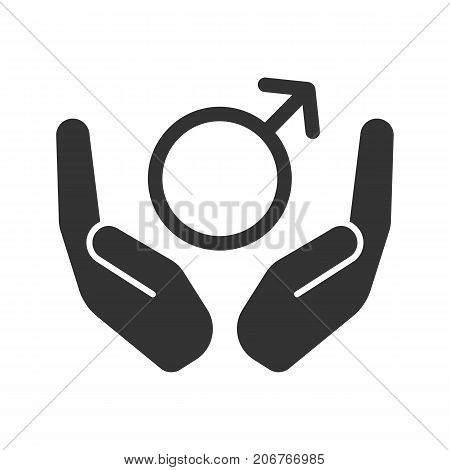 Open Palms Male Vector & Photo (Free Trial)   Bigstock