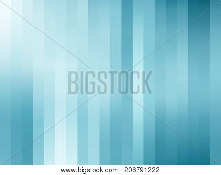 Blue striped background - clean glossy pattern lines with shiny light
