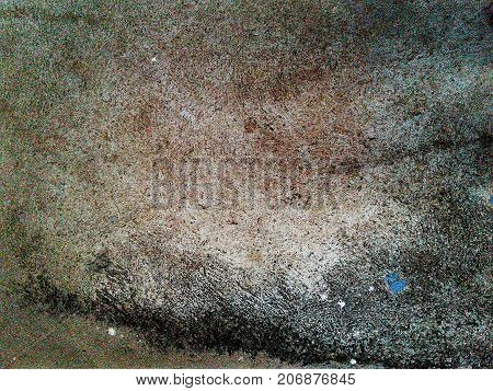 gray cement background texture. photo. mortar. black