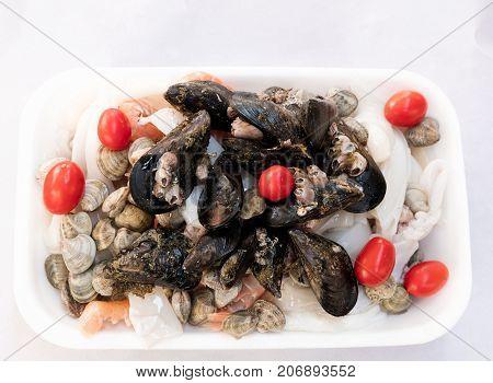 Fish Soup Ingredients