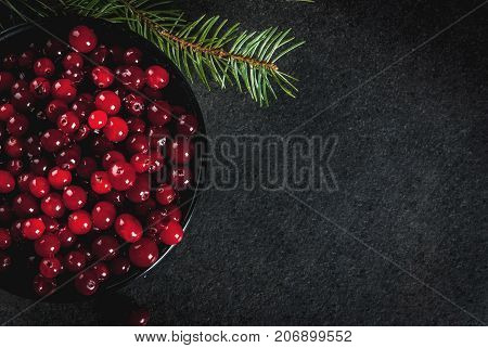 Fresh Raw Cranberry