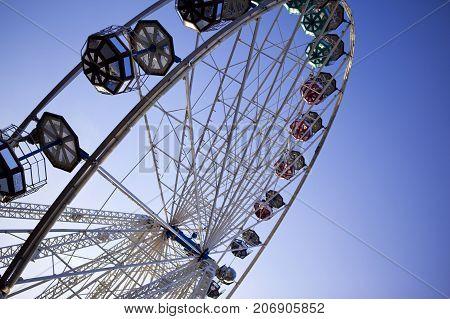Big Wheel In The Sky