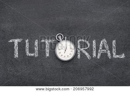 Tutorial Word Watch