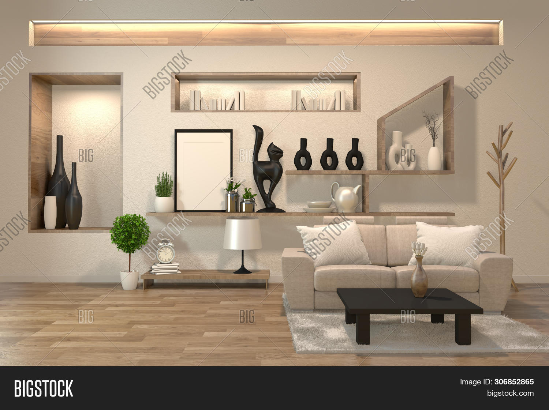 Minimal Interior Image Photo Free Trial Bigstock