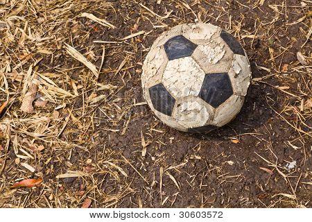 An Old Football