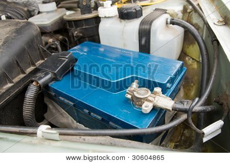 Car Batteries Picture