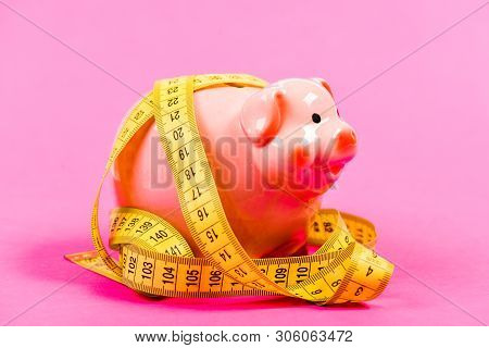Business Problem. Limited Or Restricted. Credit Loan Debt. Measure Costs. Piggy Bank And Measuring T