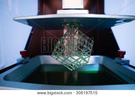 SLA Stereolithography  DLP- Digital Light Processing 3D Printer