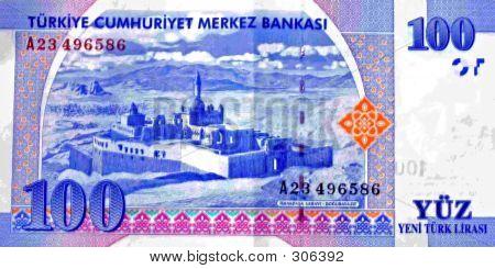 Turkish Lira 3