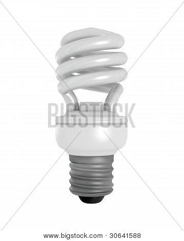 Isolated Cfl Bulb