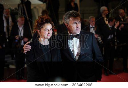 Alice Rohrwacher and Pawel Pawlikowski attend the screening of