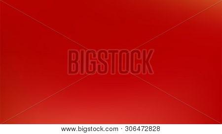 Clean, Plain Mesh. Ground Bright. Plain Illustration, Fresh. Red Colored Background. Crisp Backdrop.