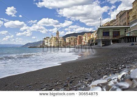 Beach Camogli