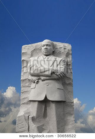 King Memorial,Above the Clouds