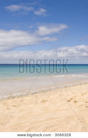 Morro Jable Beach (Fuerteventura, Spain)