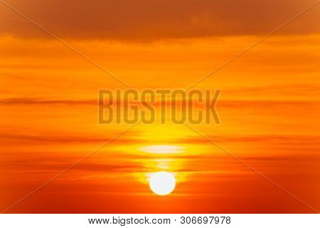 Mountain Mist In Sunrise,mist On Sunrise,mist Over Mountain During Sunrise.beautiful Landscape In Th