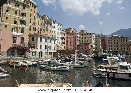 Port of Camogli