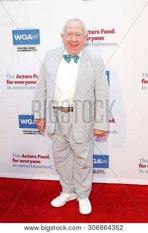 LOS ANGELES - JUN 9: Leslie Jordan at The Actors Fund's 23rd Annual Tony Awards Viewing Gala honoring Lily Tomlin at the Skirball Cultural Center on June 9, 2019 in Los Angeles, CA