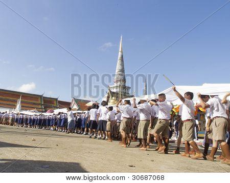 International Makha Puja Hae Pha Khuen That Festival