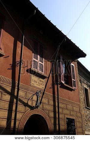 Home Of Luigi Illica