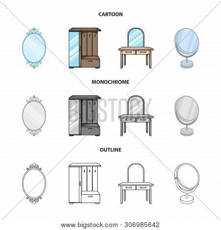 Vector Design Of Imagery And Decorative Icon. Collection Of Imagery And Silver Stock Symbol For Web.