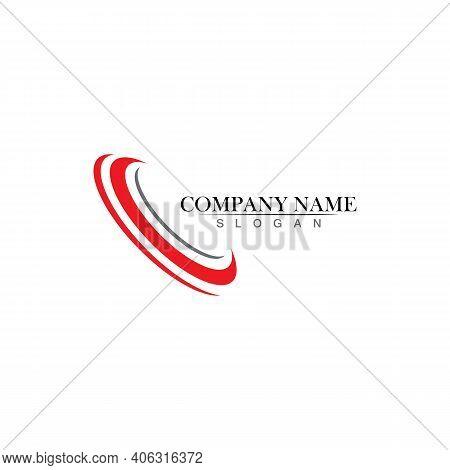 Letter C Logo Template Design Icon