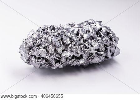 Titanium Metal Alloy, Used In Industry, Super Resistant Metal