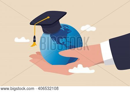 Study Abroad World Education Curriculum, Overseas School, College And University Or International Ac