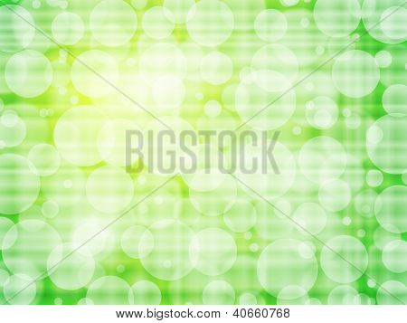 Abstract background with defocus effect. Vector illustration. poster