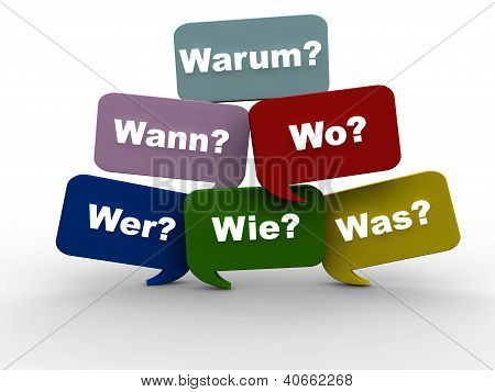 Questions - German