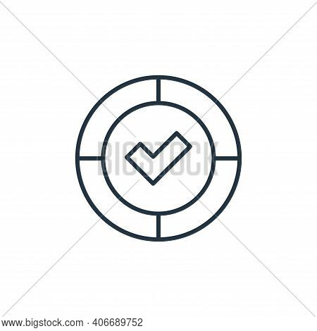 winner icon isolated on white background from leadership collection. winner icon thin line outline l