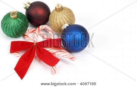Christmas Decoration Still Life
