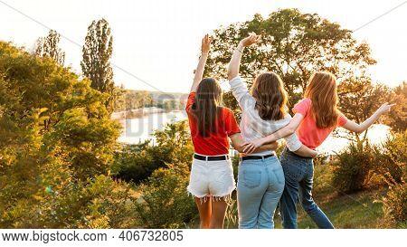 International Womens Day. Women, Female, Feminism, Friends, Girl Power, Diversity, Femininity Concep