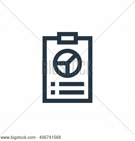productivity icon isolated on white background from industrial process collection. productivity icon