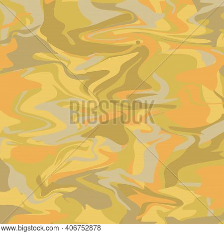 Ink Marble. Abstract  Liquid Surface For Mockup Design And Background. Artistic Ebru Painting Art Te