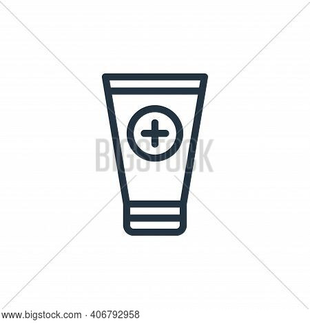 disinfectant icon isolated on white background from coronavirus collection. disinfectant icon thin l