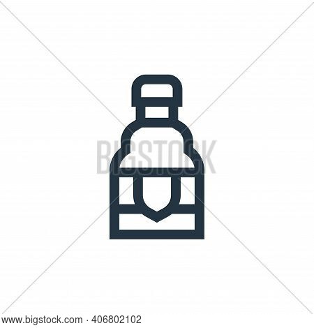 beer icon isolated on white background from holland collection. beer icon thin line outline linear b