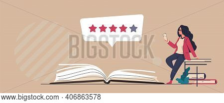 Book Review. Reader Feedback. Online Service For Analysis And Comments About Publications. Literatur