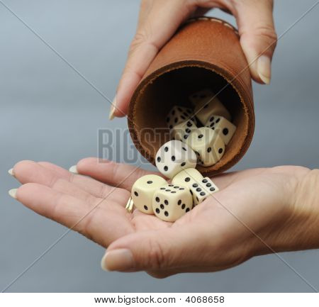 Handfull Of Dices