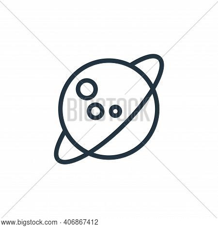 astronomy icon isolated on white background from hobbies collection. astronomy icon thin line outlin