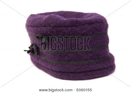 Purple Winter Hat