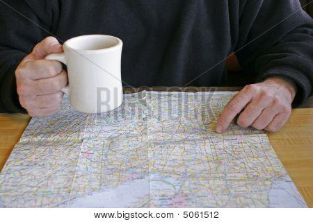 Road Map Coffee Break