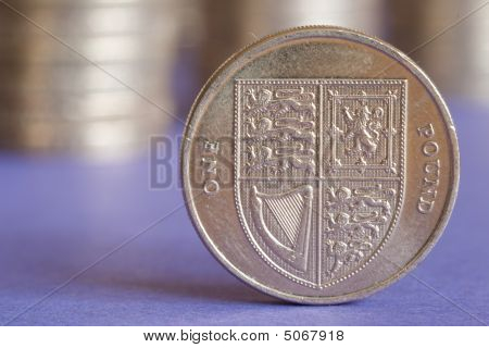 British Pound Coin