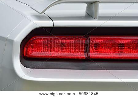 Brakelights on classic car